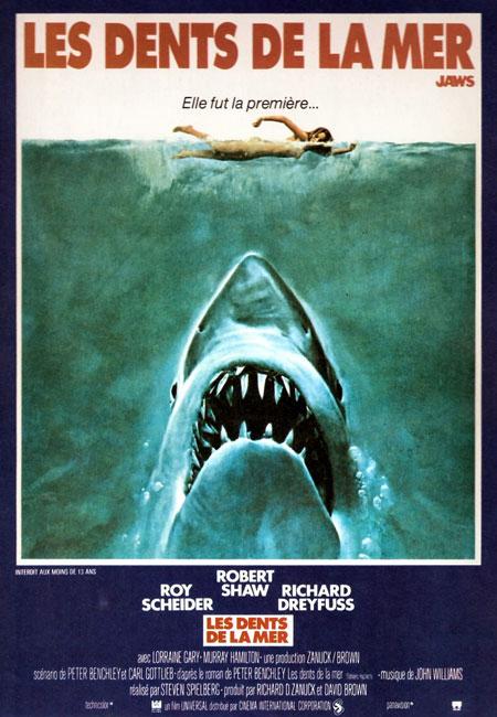 Dents de la mer, Les (Jaws)