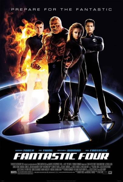 4 Fantastiques, Les (Fantastic Four)