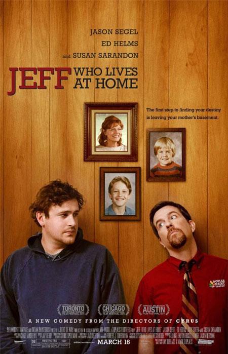 Jeff vit chez maman (Jeff Who Lives at Home)