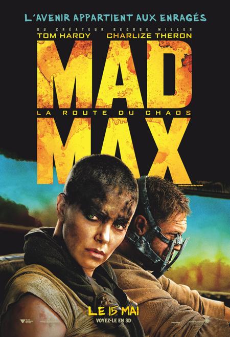 Mad Max - La route du chaos