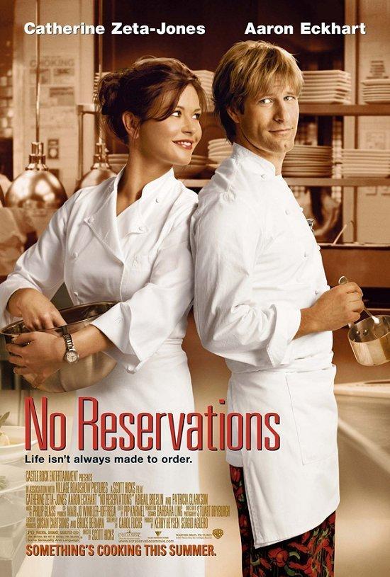 Table pour trois (No Reservations)