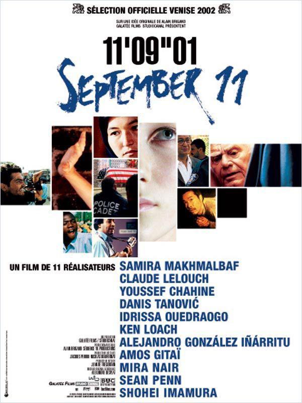 11'09''01 - September 11: un film