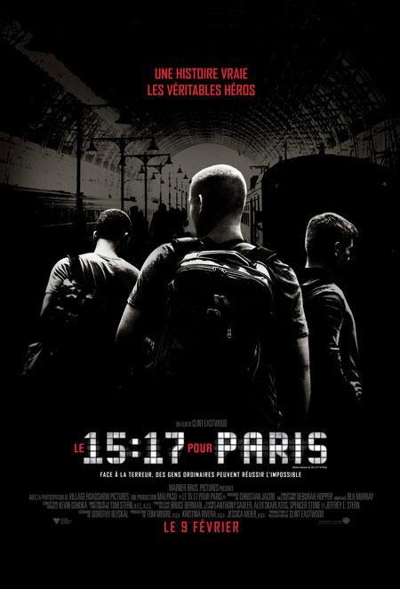 15:17 pour Paris, Le (15:17 To Paris, The)