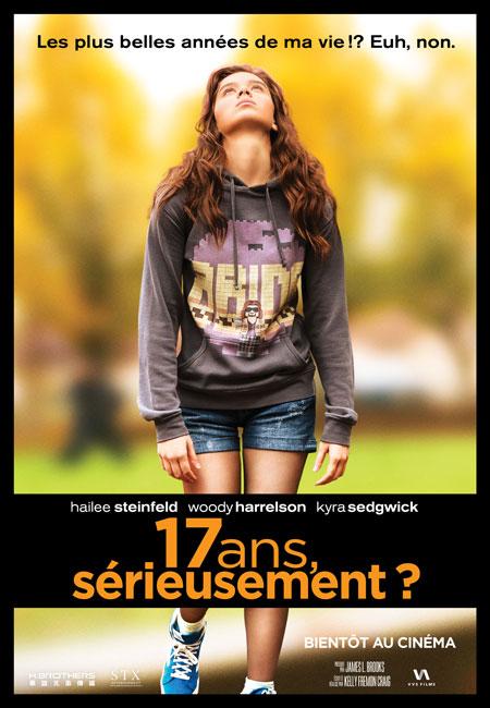 17 ans, sérieusement? (Edge of Seventeen, The)