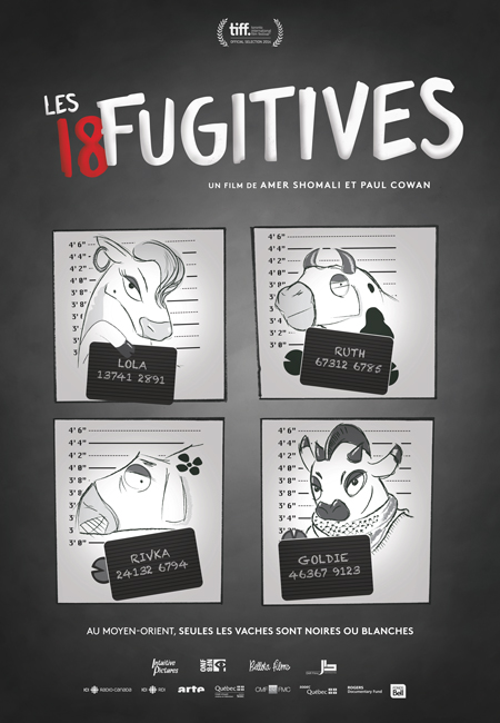 18 fugitives