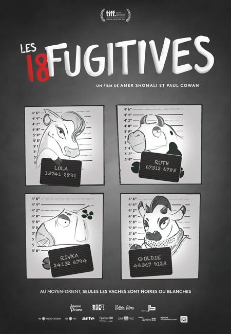 18 fugitives