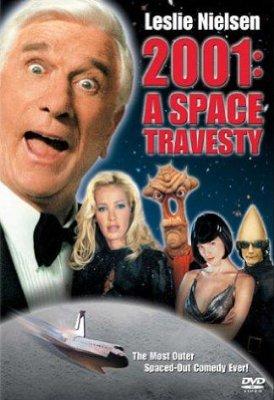 2001: Une parodie de l'espace