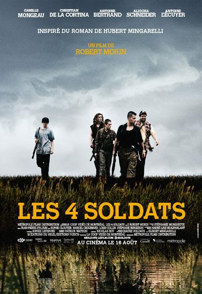 4 Soldats, Les