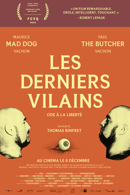 Mad Dog & The Butcher - Les derniers vilains