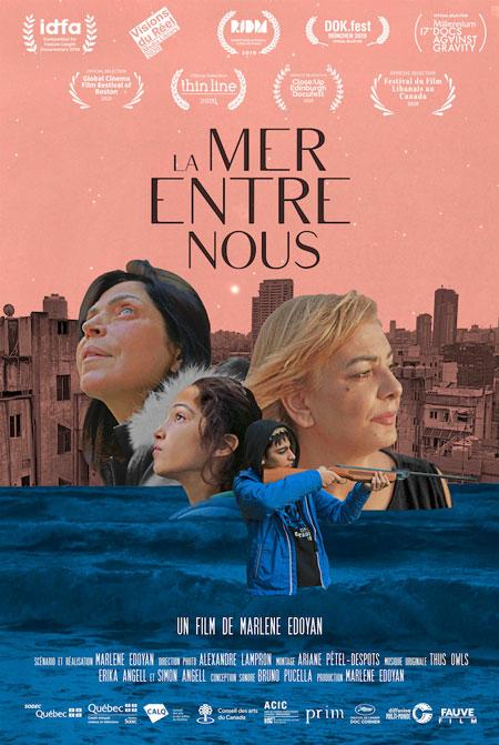 La Mer entre nous
