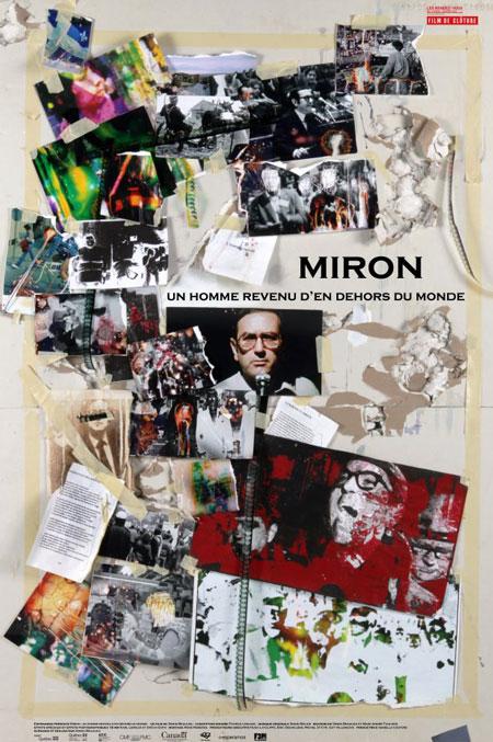 Miron - Un homme revenu d'en dehors du monde