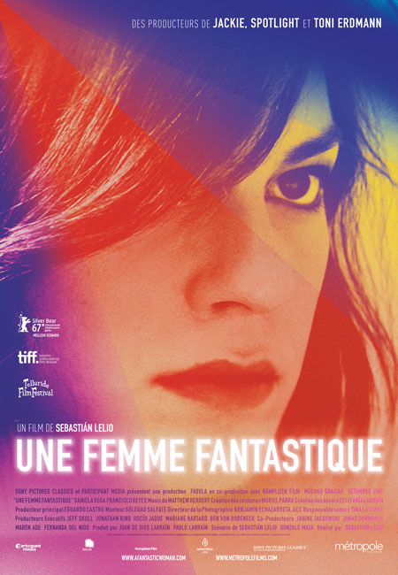 Femme fantastique, Une (Una mujer fantastica)