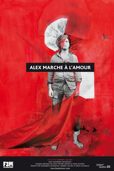 Alex marche à l'amour