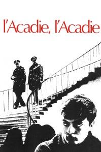 Acadie, L'Acadie, L'