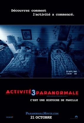 Activité paranormale 3 (Paranormal Activity 3)