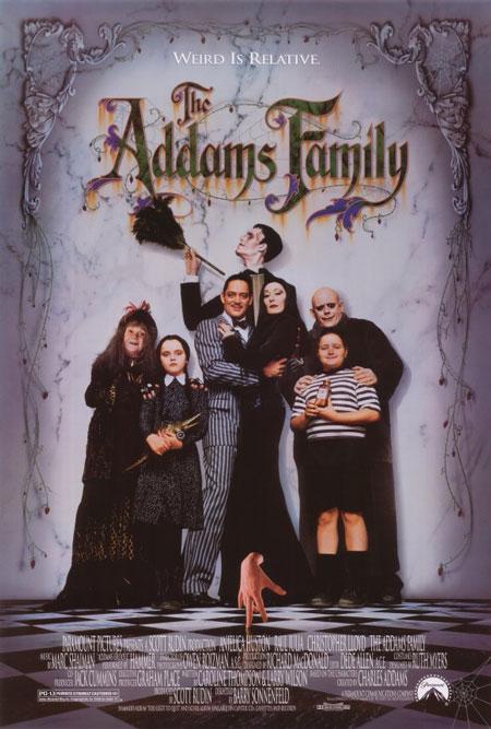 Famille Addams, La (Addams Family, The)