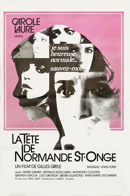Tête de Normande St-Onge, La