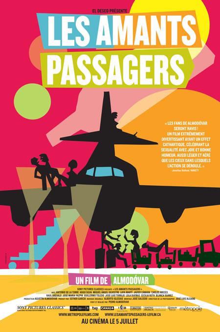 Amants passagers, Les