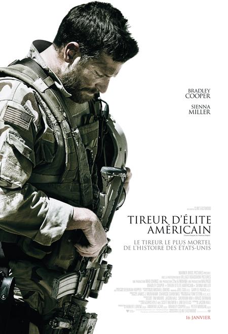 Tireur d'élite américain (American Sniper)