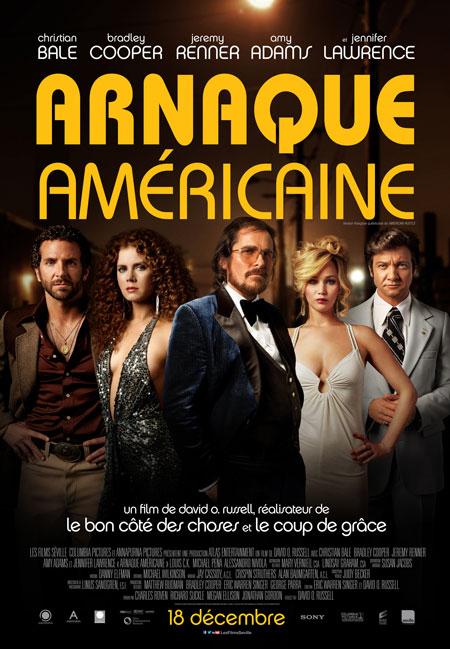 Arnaque américaine (American Hustle)
