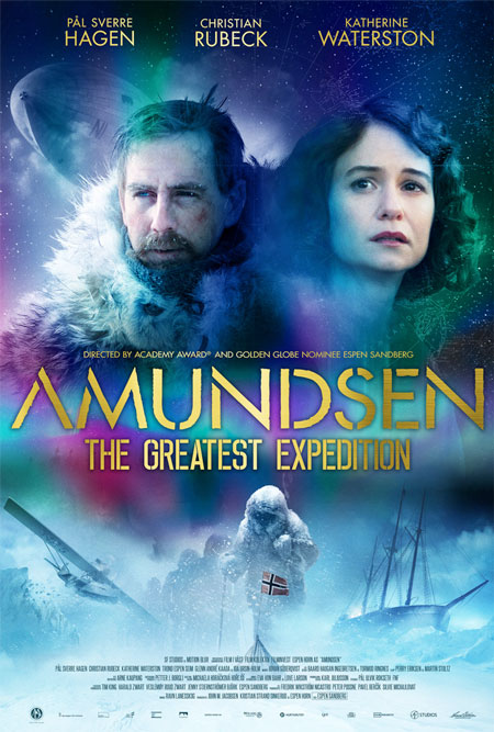 Amundsen - The Greatest Expedition