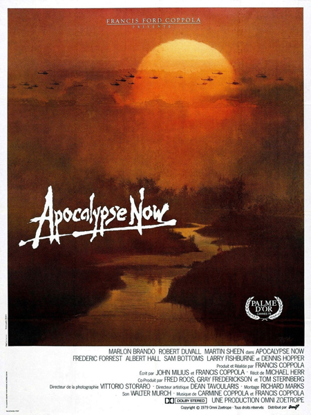 C'est l'apocalypse (Apocalypse Now)