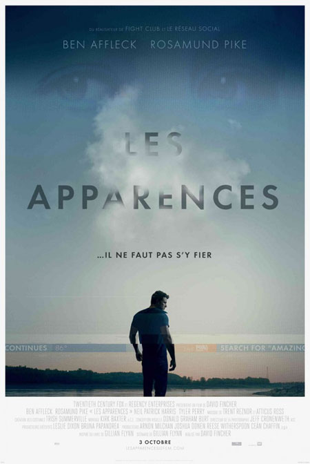 Apparences, Les (Gone Girl)