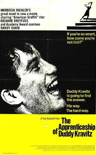 Apprentissage de Duddy Kravitz, L' (Apprenticeship of Duddy Kravitz, The)