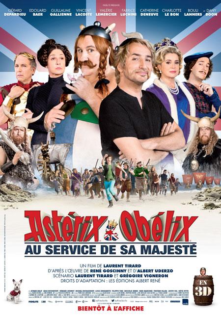 Astérix et Obélix - Au service de sa majesté