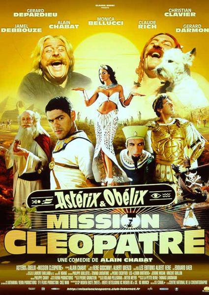 Astérix et Obélix - Mission Cléopâtre