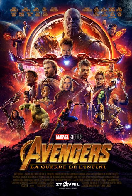 Avengers - La guerre de l'infini
