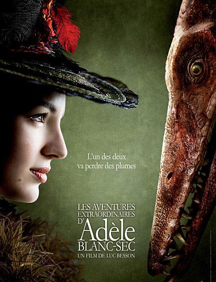 Aventures extraordinaires d'Adèle Blanc-Sec, Les