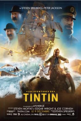 Aventures de Tintin, Les (Adventures of Tintin, The)
