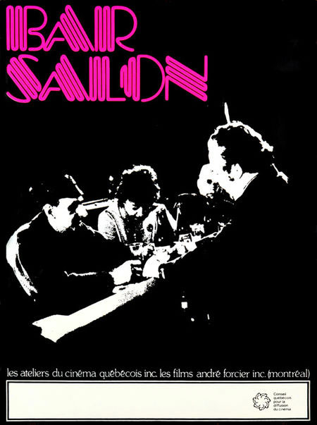 Bar salon