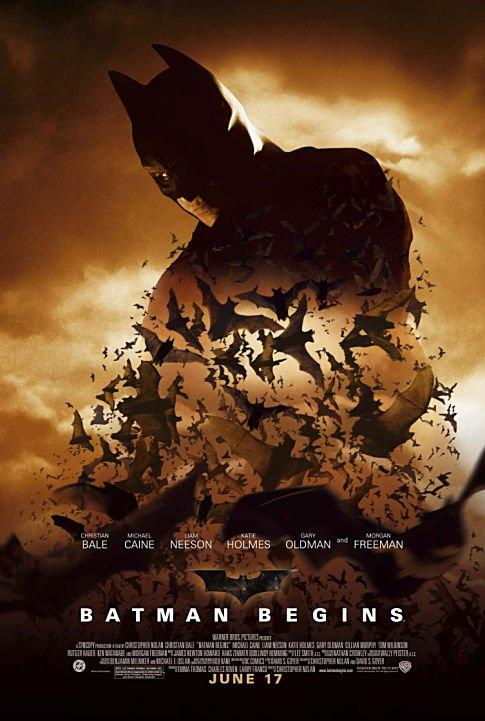 Batman - Le Commencement