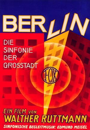 Berlin symphonie d'une grande ville