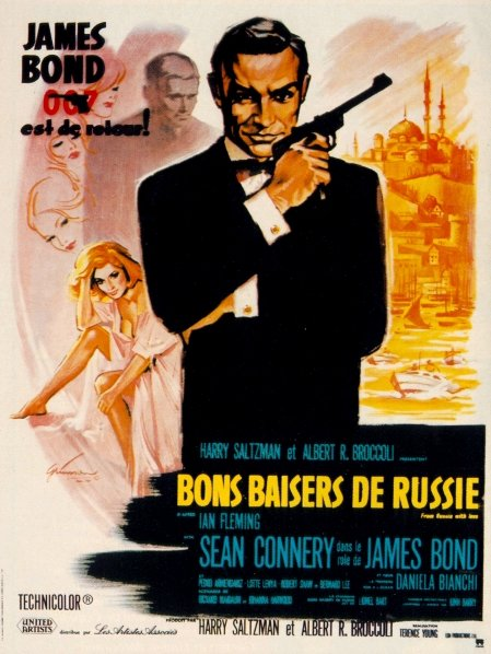 Bons Baisers de Russie (From Russia With Love)