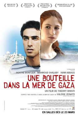 Bouteille dans la mer de Gaza, Une