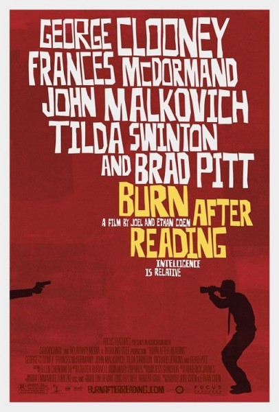 Lire et détruire (Burn After Reading)