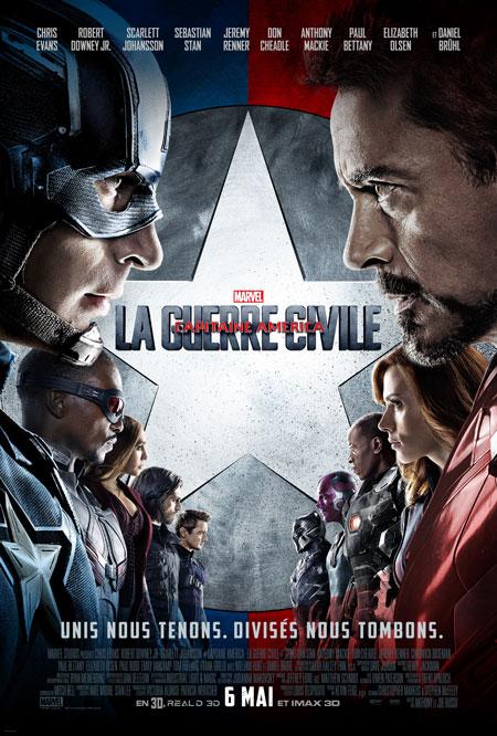 Capitaine America - La guerre civile