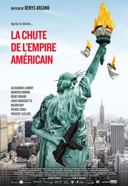 Chute de l'empire américain, La