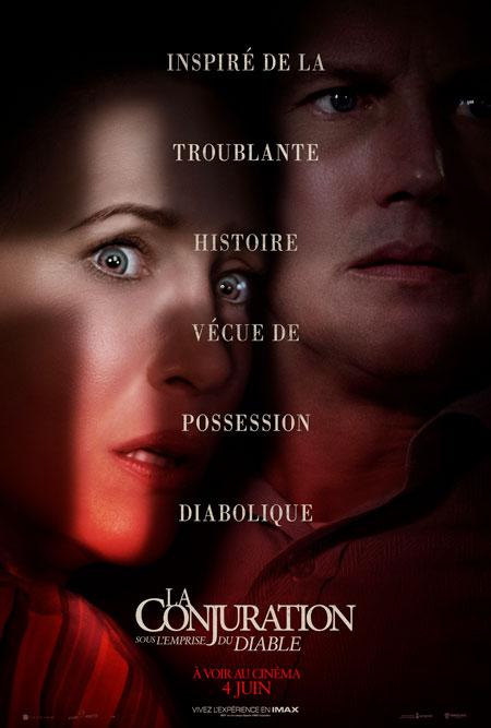 Conjuration - Sous l'emprise du diable, La (Conjuring - The Devil Made Me Do It, The)