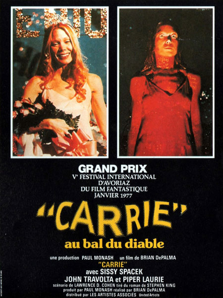 Carrie au bal du diable (Carrie)