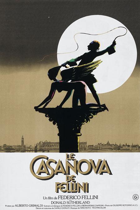 Casanova de Fellini, Le