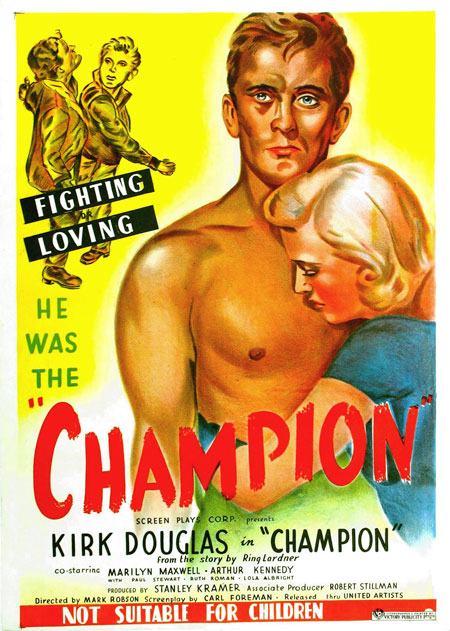 Champion, Le