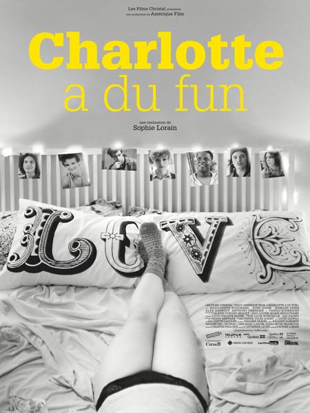 Charlotte a du fun