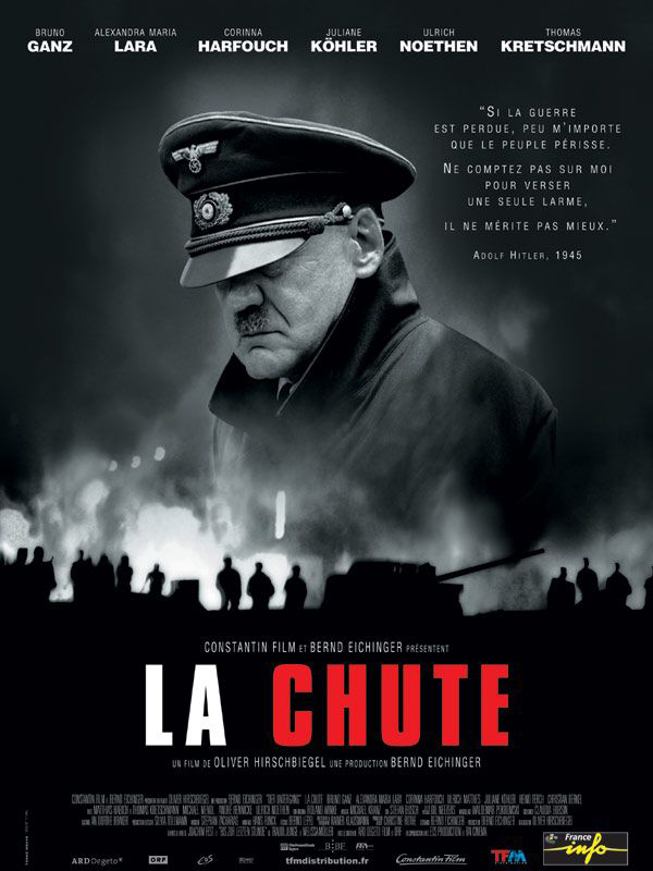 Chute, La