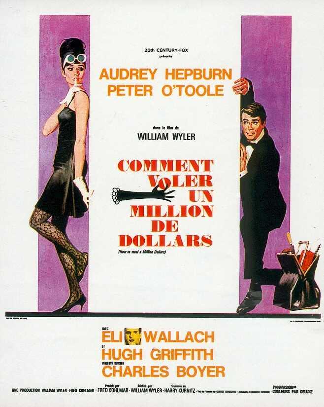 Comment voler un million de dollars (How to Steal a Million Dollars)