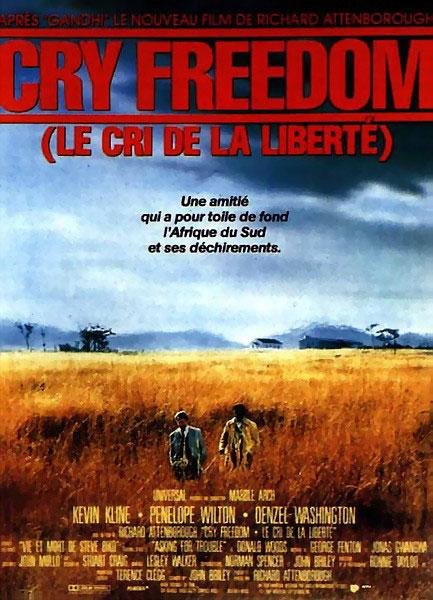 Cri de la liberté, Le
