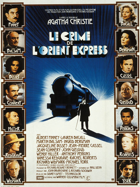 Crime de l'Orient-Express, Le